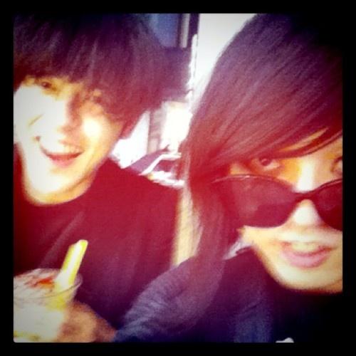 Shinpei Morishige Tumblr Dream Ray Bans Sunglasses