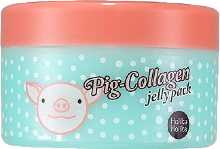 Holika Holika® - Pig-Collagen Jelly Pack - Schlafmaske