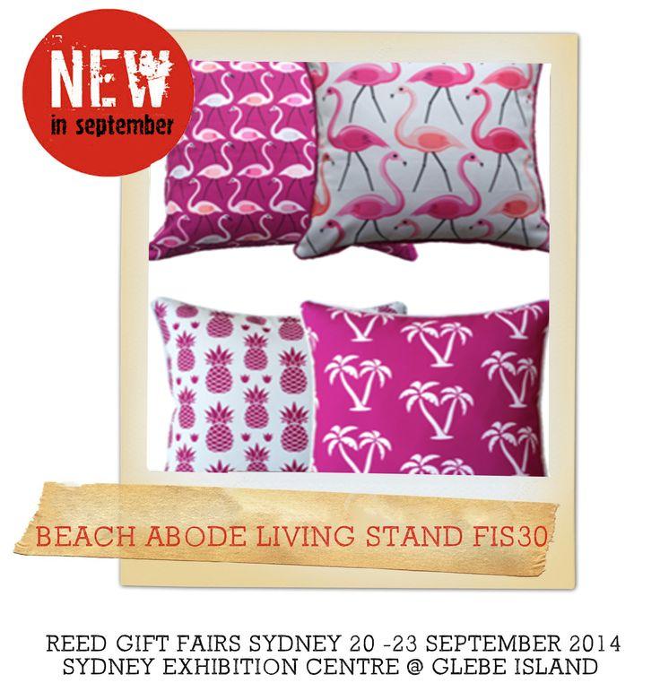 Beach Abode Living @ Reed Gift Fairs Sydney September