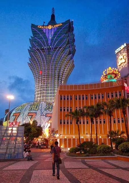 Amazing Snaps: Grand Lisboa  http://www.expatwoman.com/dubai/monthly_property_top_ten_skyscrapers_13674.aspx