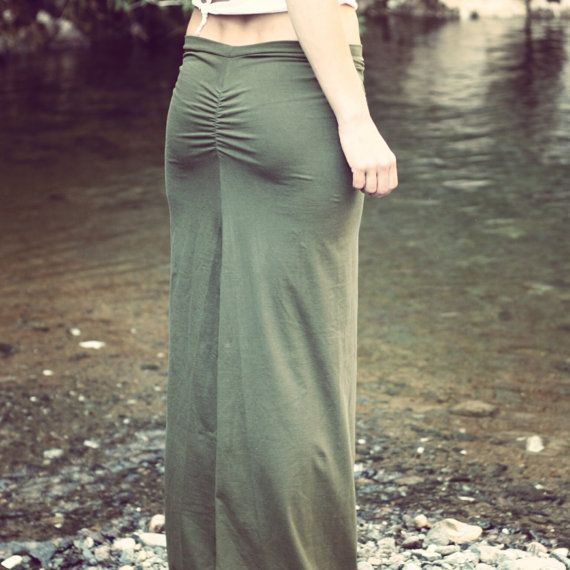 This skirt looks beautiful and is very comfortable for everyday use made from a wonderful soft cotton lycra. Available in beautiful colors. Its very