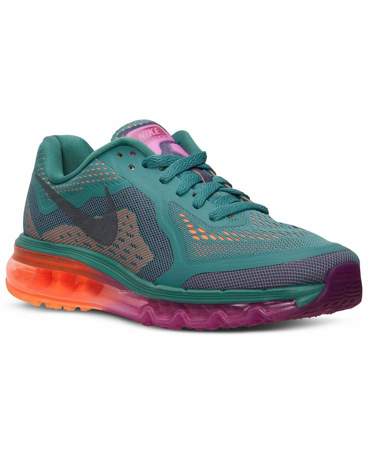 ... nike womens air max 2014 running sneakers from finish line sneakers  shoes macys