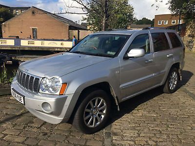 eBay: 2007 Jeep Grand Cherokee 3.0CRD V6 auto Overland 4X4 DIESEL #jeep #jeeplife