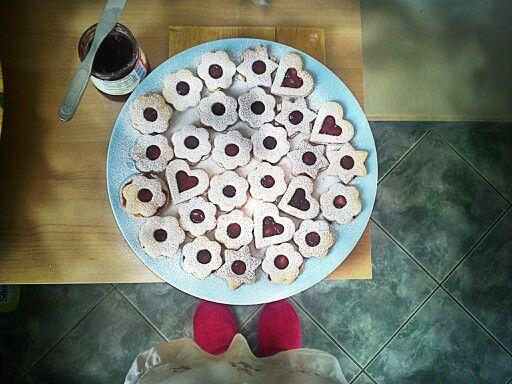 Linecké koláče