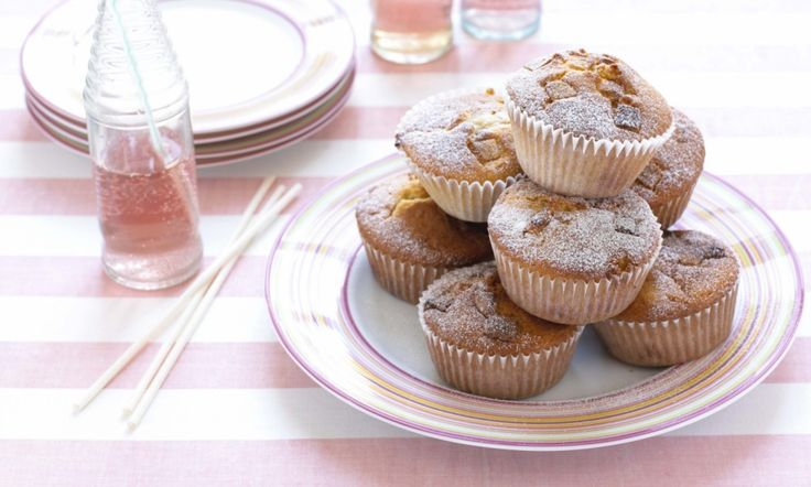 #PinthePerfect #MaryBerry Mary Berry and Lucy Young: White chocolate and strawberry muffins