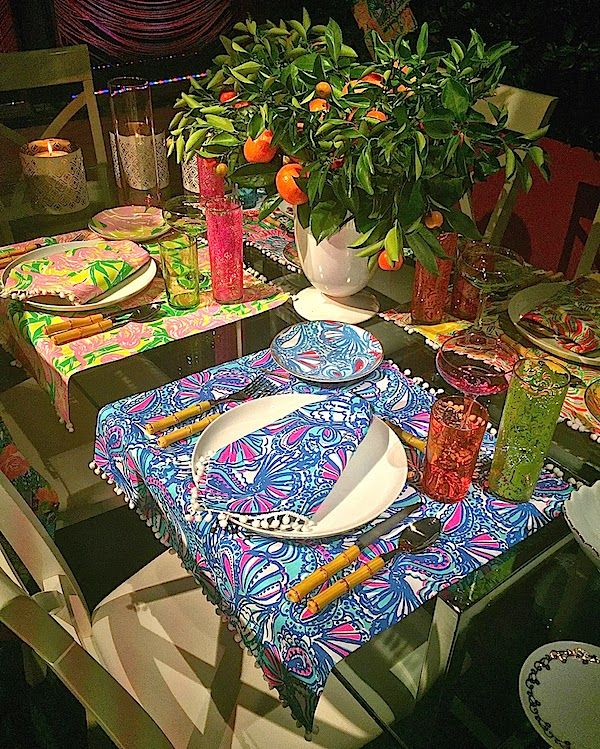Lilly Pulitzer for Target!- The Glam Pad