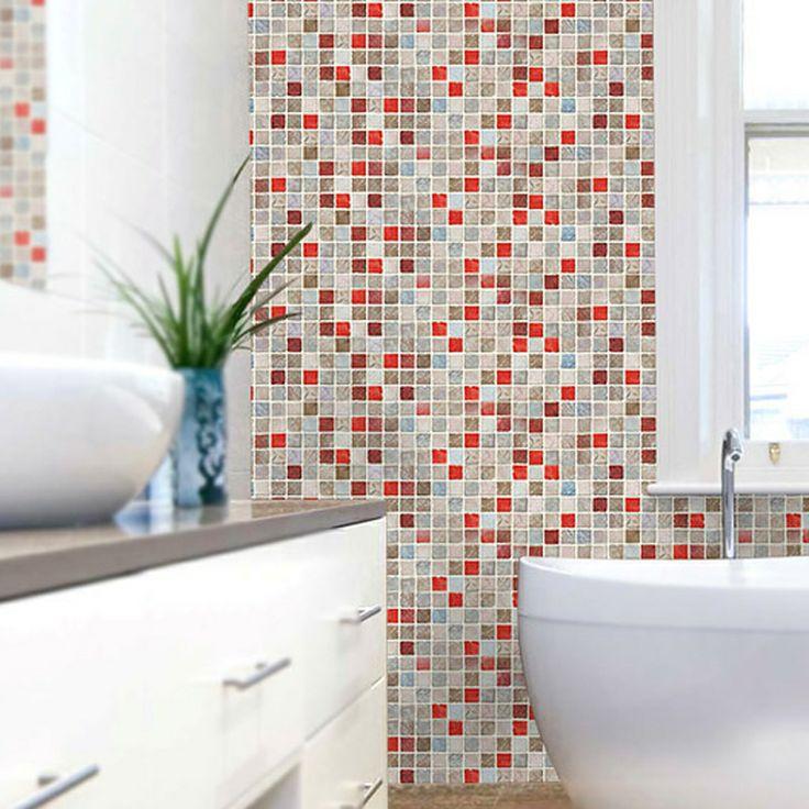 Uma alternativa acessível para quem quer mudar o visual de um cômodo são os adesivos de parede, que além de mais baratos são muito práticos na colocação e remoção.