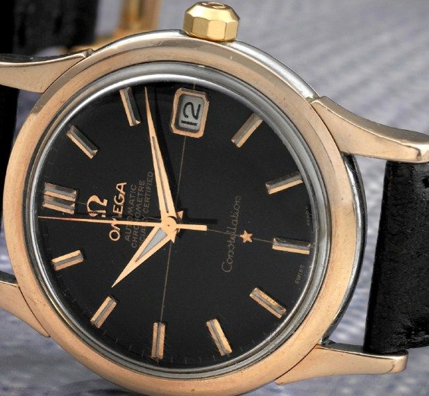 Elvis Presley Omega Constellation Watch Auction