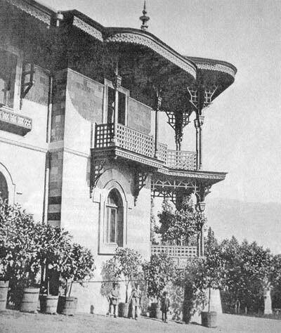 """Maliy Palace ~ Livadia. """"AL"""""""