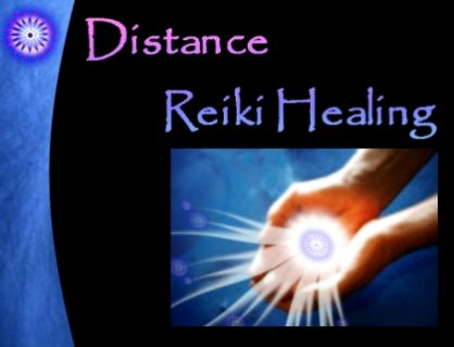how to become a distance healer