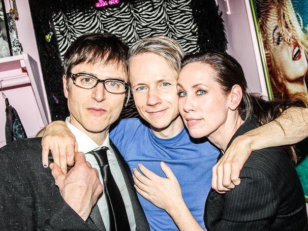 Miriam Shor reunites with original HEDWIG co-star John Cameron Mitchell and composer Stephen Trask