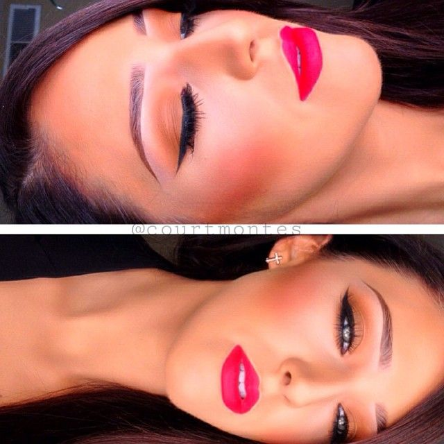 Kiss Out Of Makeup: 17 Best Images About Makeup Tips & Inspiration On