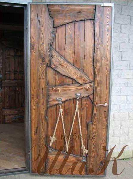 Бронированная дверь — Производитель эксклюзивной мебели «ШиК»