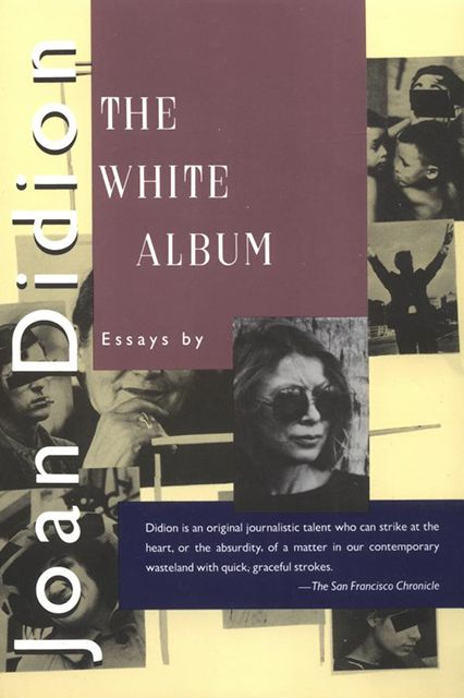 """15 Books Every Aspiring Novelist Should Read #refinery29  http://www.refinery29.com/book-ideas-inspiration#slide4  The White Album by Joan Didion  At some point during the writing process, it all may seem futile. That's when it's time to crack open The White Album to remember that """"We tell ourselves stories in order to live."""""""
