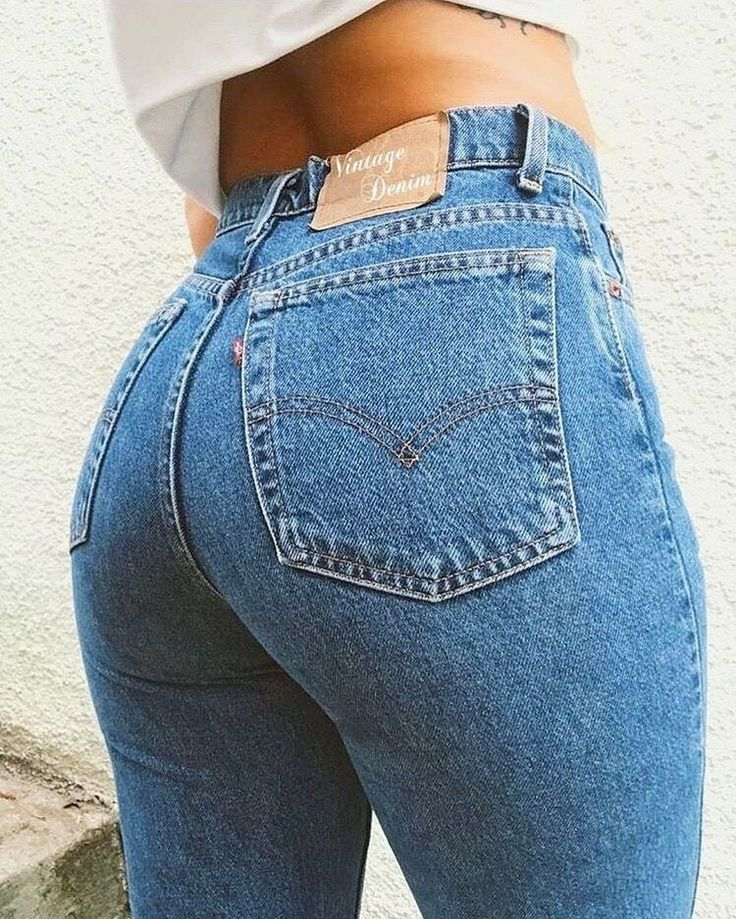 родители женские попки джинсах истерика