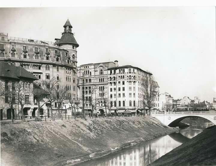 Podul Izvor in anii '20