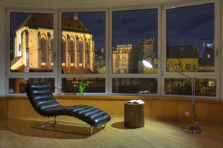 #exclusiveprague Gorgeous holiday flat in Prague!