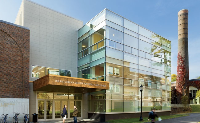 Peter Buck Center for Health and Fitness, Bowdoin College ...