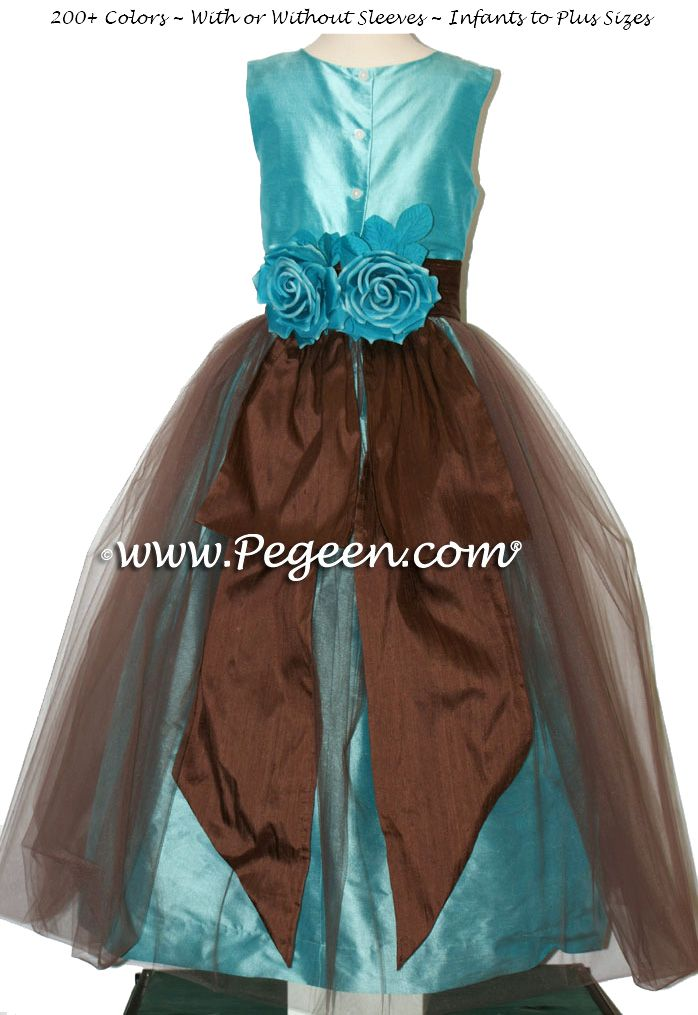 400  best images about Tiffany blue flower girl dresses on ...