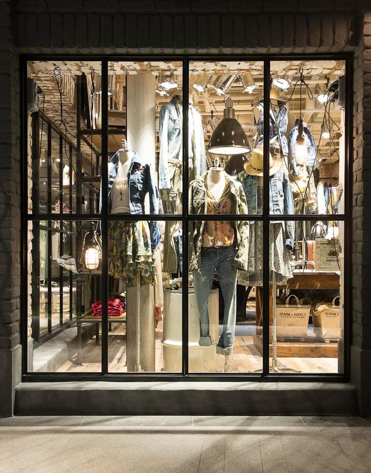 Denim & Supply Stockholm