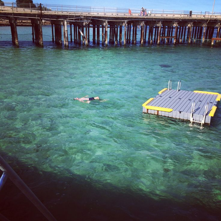 Wallaroo. I have jumped off that jetty a few times!
