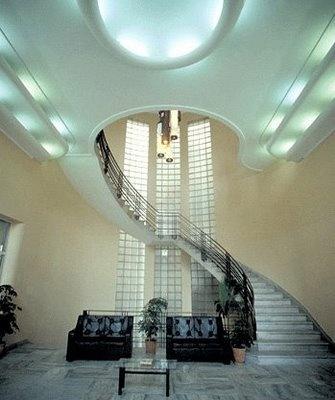 Interior Colegio de Arquitectos (Arquitect College interior)