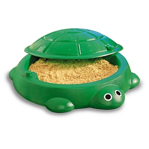 Little Tike Turtle Sandbox..totally had one