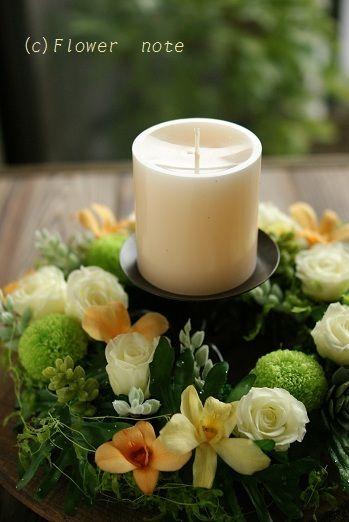 『【お届け花】アジアンリゾート風にするなら・・・』 http://ameblo.jp/flower-note/entry-11313018235.html
