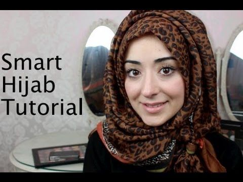 Hijab Tutorial Volume & fold- YouTube