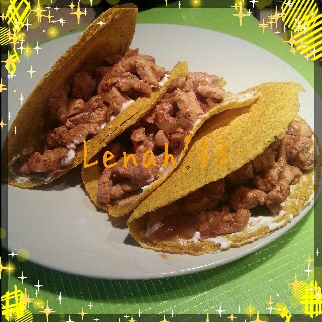 LeNaH cocinando DuKaN: TACOS MEXICANOS DUKAN