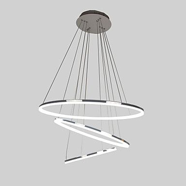 Max+70W+Pendant+Light+,++Modern/Contemporary+Electroplated+Feature+for+LED+/+Mini+Style+MetalLiving+Room+/+Bedroom+/+Dining+Room+/+Study+–+USD+$+337.99