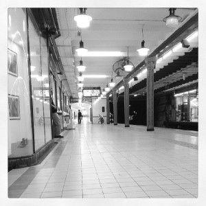 Stazione Perú - Metropolitana