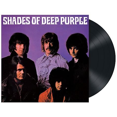 "L'album dei #DeepPurple intitolato ""Shades of Deep Purple (Stereo)""."