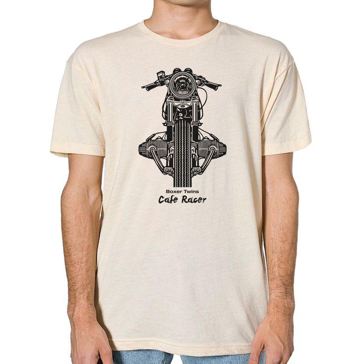 T Shirt Cafe Racer