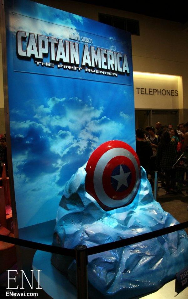 Captain America Spectacular.