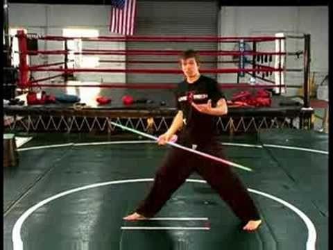 Bo Staff Techniques : Bo Staff Techniques: Sweep