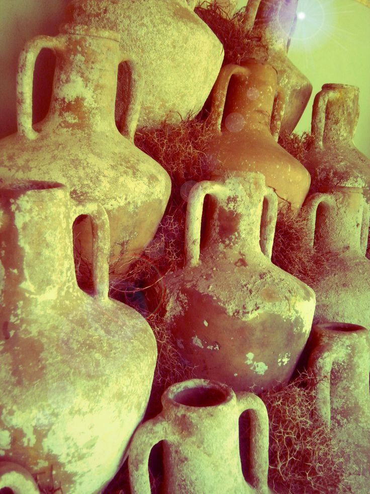 Inside the Bodrum castle, one finds great underwater archeological treasures