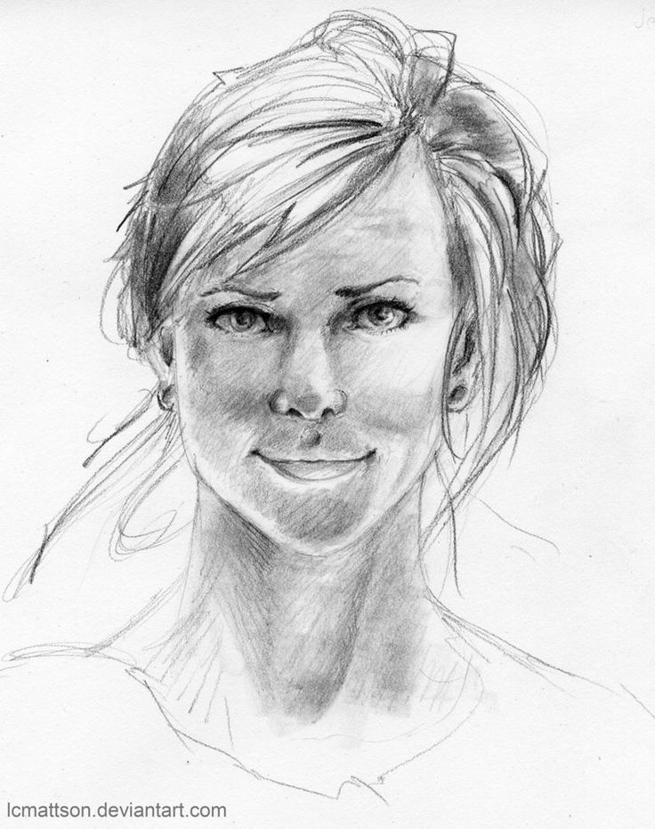 Dumparino — Sketched Jessi Combs from Mythbusters. I don't...