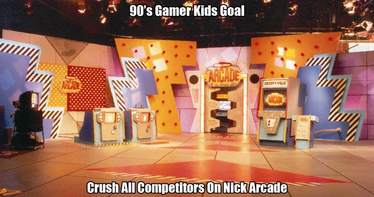 teen nick game