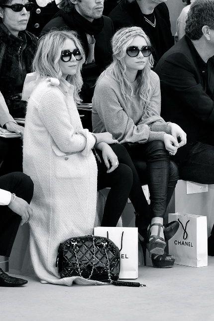 Mary-Kate & Ashley: Mka, Olsen Twins, Marykate, Ashley Olsen, Style Icons, Mary Kate, Front Row