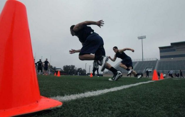 4 Football Conditioning Drills That Work | STACK Coaches and Trainers