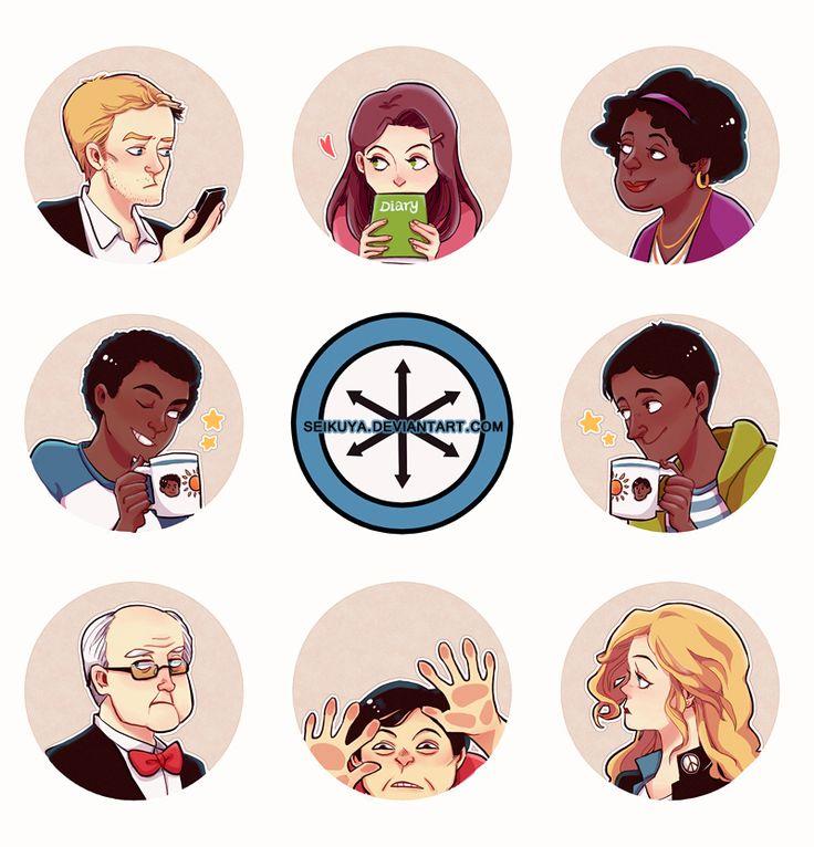 Community: Season 4 by http://seikuya.deviantart.com/art/Community-Season-4-353417991