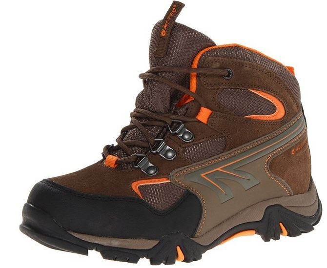 hi tech hiking shoes Waterproof Toddler Footwear