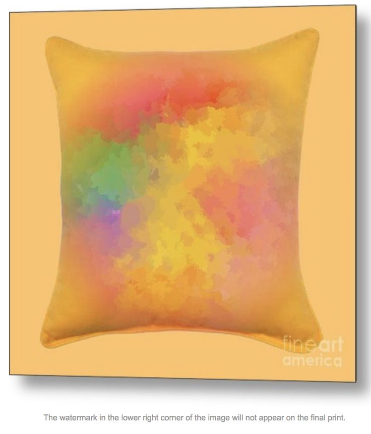 There is a warmth and glow about this cushion, where would you hang or place this picture? Maybe it will bring you peace of  mind, happiness, contentment, good fortune? That would be wonderful! I am featuring the Metal Print.
