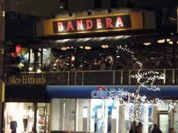 Bandera Chicago Michigan Ave! The Macho Salad is delicious!