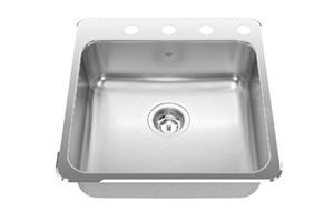 Laundry // Kindred QSL2020/7 Laundry Sink