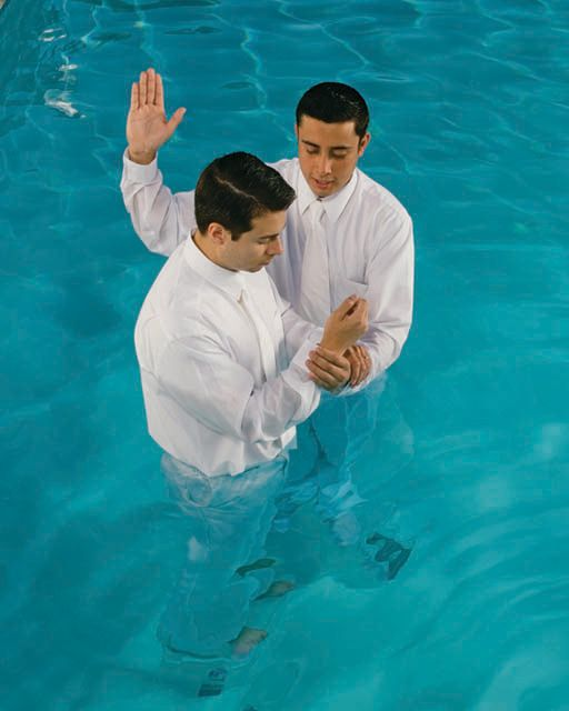 Why doesn't the Catholic Church accept Mormon baptism?