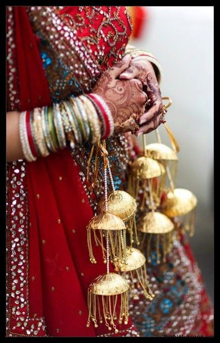 Beautiful Kalire Designs For Punjabi Weddings