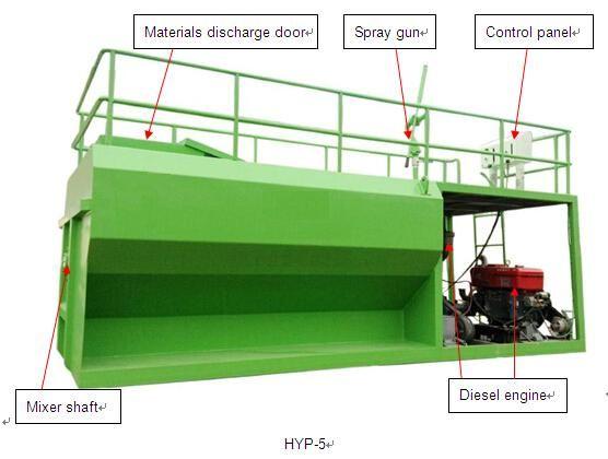 mulch hydroseeder for sale