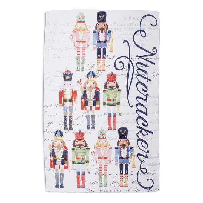 Nutcracker Kitchen Towel 30 X 20 Sur La Table Sur La Table Kitchen Towels Halloween Clearance